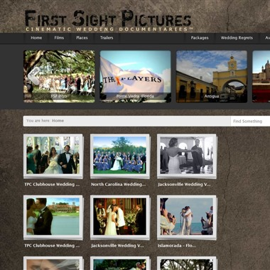 First Sight Pictures wedding vendor preview