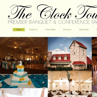 The Clock Tower wedding vendor preview