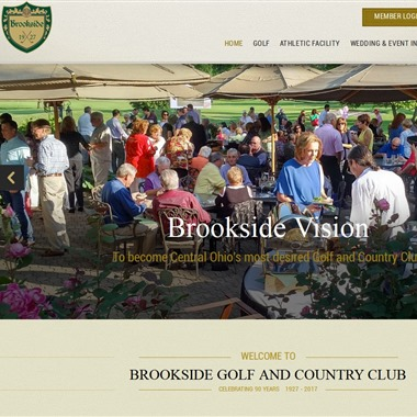 Brookside Golf & Country Club wedding vendor preview