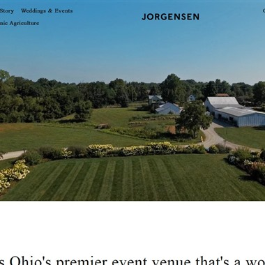Jorgensen Farms Historic Barn wedding vendor preview