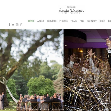 Emilie Duncan Event Planning wedding vendor preview