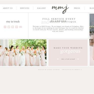 MMJ Events wedding vendor preview