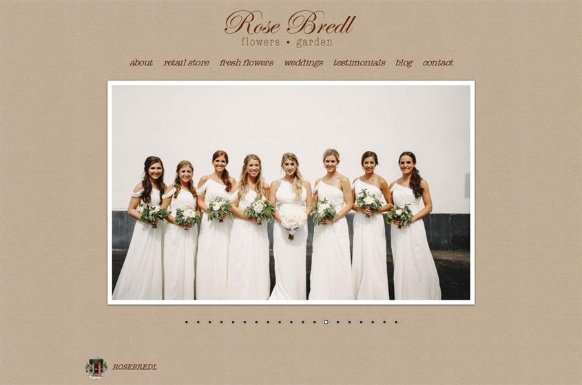 Rose Bredl Flowers & Garden wedding vendor photo