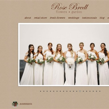 Rose Bredl Flowers & Garden wedding vendor preview