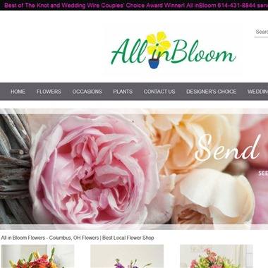 All inBloom wedding vendor preview
