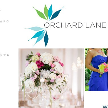 Orchard Lane Flowers wedding vendor preview