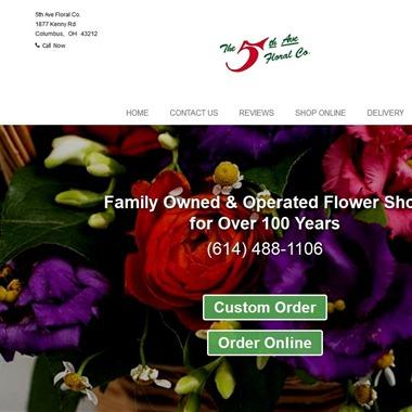 5th Ave Floral Co. wedding vendor preview