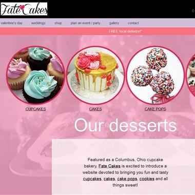 Fate Cakes wedding vendor preview