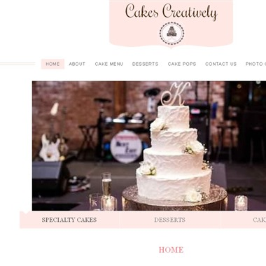 Cakes Creatively by Crystal wedding vendor preview