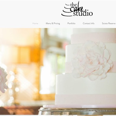 The Cake Studio wedding vendor preview