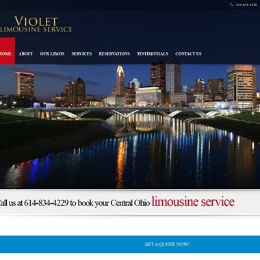 Violet Limousine Service wedding vendor preview