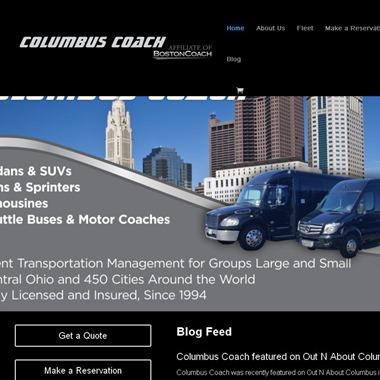 Columbus Coach wedding vendor preview