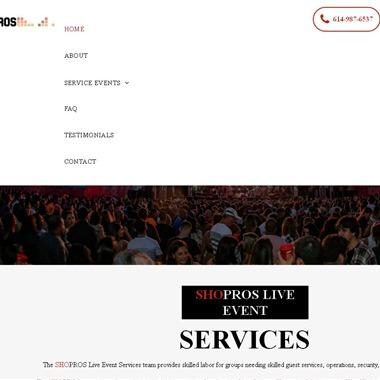 ShoProsOhio Mobile DJ Entertainment wedding vendor preview