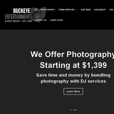 Buckeye Entertainment wedding vendor preview