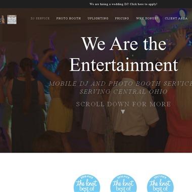 SONUS Entertainment wedding vendor preview