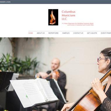 Columbus Musicians LLC wedding vendor preview