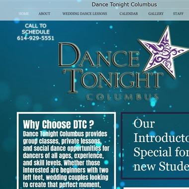 Dance Tonight Columbus wedding vendor preview