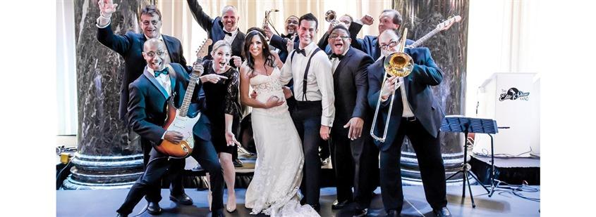 Elite Show Band wedding vendor photo