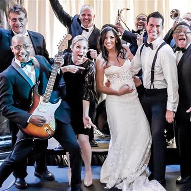 Elite Show Band wedding vendor preview