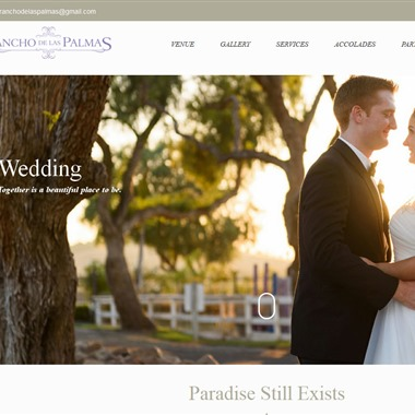 Rancho De Las Palmas wedding vendor preview