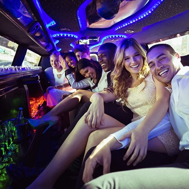 Limo Services San Bernardino wedding vendor preview