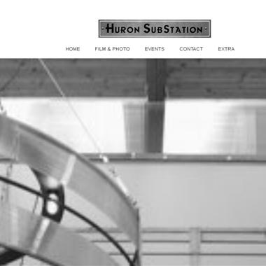Huron Substation wedding vendor preview