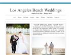 Los Angeles Beach Weddings thumbnail