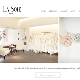 La Soie Bridal photo