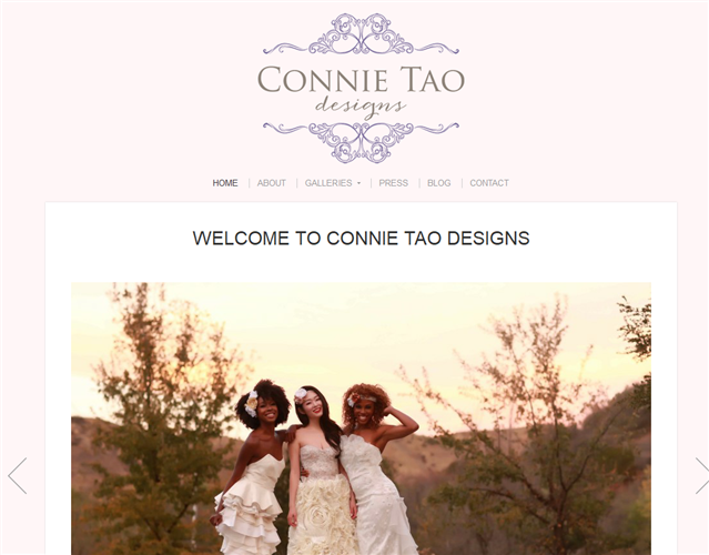 Connie Tao Designs wedding vendor photo
