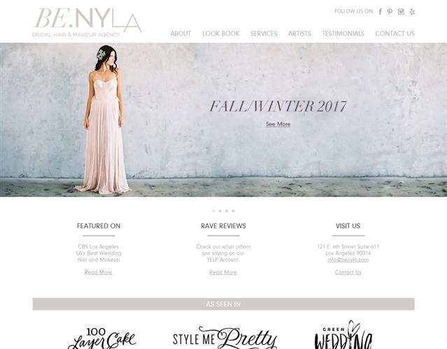 Be Nyla wedding vendor photo