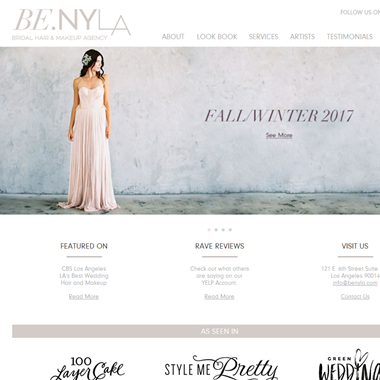 Be Nyla wedding vendor preview