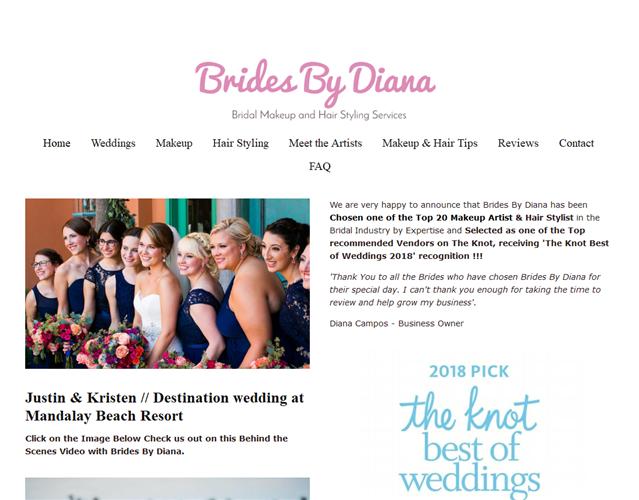 Brides by Diana wedding vendor photo