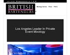 British Bartenders thumbnail