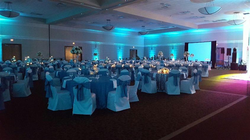 Diamond Banquet Center | Suburban Collection Showplace wedding vendor photo