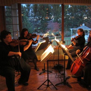 Rondo String Quartet wedding vendor preview