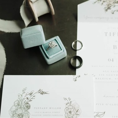 Gold and Sage, LLC wedding vendor preview