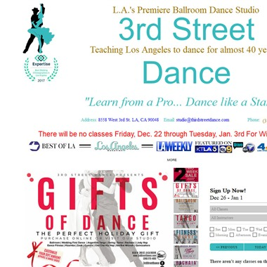 Third Street Dance wedding vendor preview