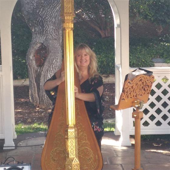 Harp Music by Debora wedding vendor photo