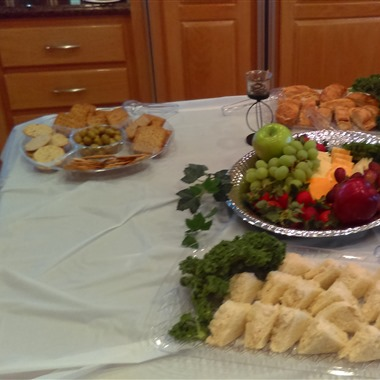 Mamie's Home Cooking wedding vendor preview