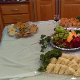 Photo of Mamie's Home Cooking Test, a wedding Caterers in Las Vegas