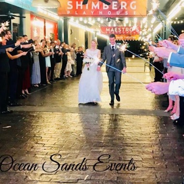 Ocean Sands Events wedding vendor preview