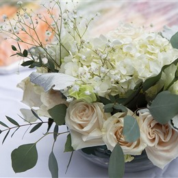 By Grace Floral Designs photo