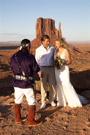 Wild West Wedding L.L.C. wedding vendor photo