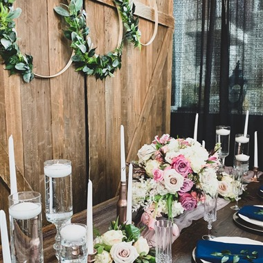 Firefly Events and Rentals wedding vendor preview