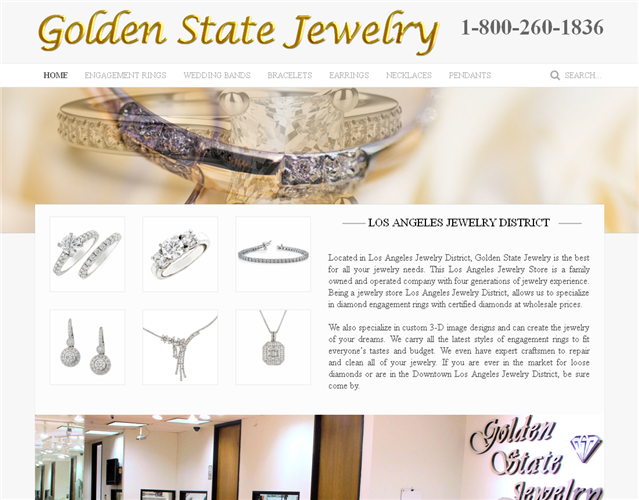 Golden State Jewelry wedding vendor photo
