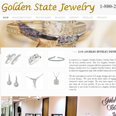 Golden State Jewelry wedding vendor preview