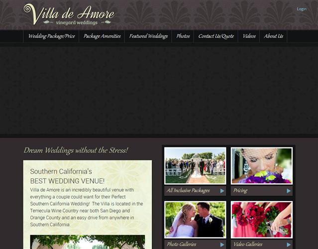 Villa de Amore wedding vendor photo