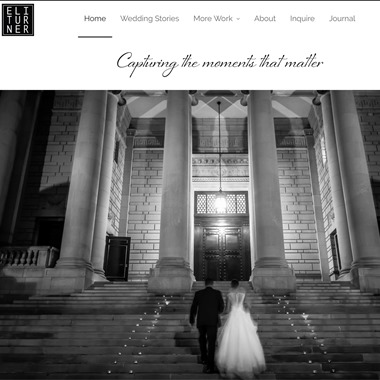 Eli Turner Studios wedding vendor preview