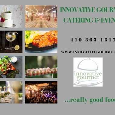 Innovative Gourmet Catering & Events wedding vendor preview