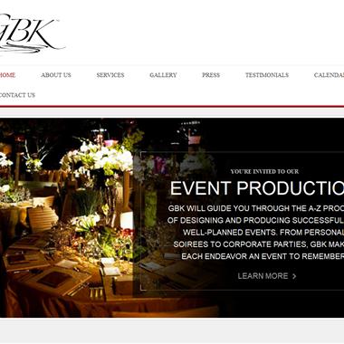 GBK Productions wedding vendor preview